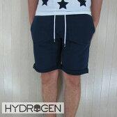 HYDROGEN ハイドロゲン メンズ ハーフパンツ ショートパンツ ショーツ 180002/ネイビー サイズ:S/M/L/XL/XXL