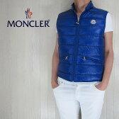 MONCLER モンクレー メンズ ダウンベスト ダウン ベスト 43361 99 758 GUI/ブルー サイズ:2/4