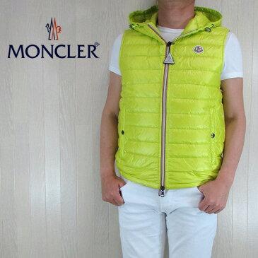 モンクレール MONCLER メンズ ダウンベスト ダウン ベスト ライトダウン GIEN/4332499 53029/101/イエロー サイズ:1〜4