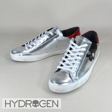 ハイドロゲン HYDROGEN スニーカー ローカット シューズ 靴 メンズ 233706 / 416 / シルバー サイズ:41〜44