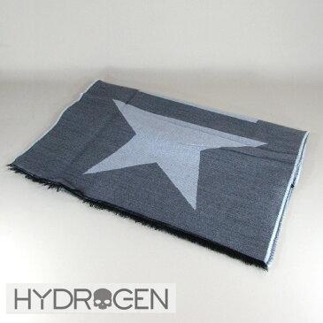 ハイドロゲン HYDROGEN マフラー ウールマフラー メンズ レディース ストール 233102 / 015 / グレー