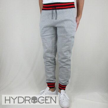 ハイドロゲン HYDROGEN メンズ パンツ スウェットパンツ ボトム リラックスパンツ 230646 / 015 / グレー サイズ:S〜XXL