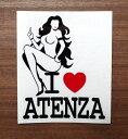 全20色 I LOVE ATENZA (アテンサ) I LOVE SEXY カッティング...