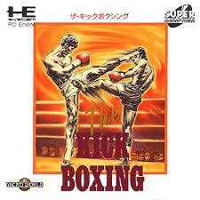 テレビゲーム, その他 The Kick BoxingPC SUPER CD-ROM2