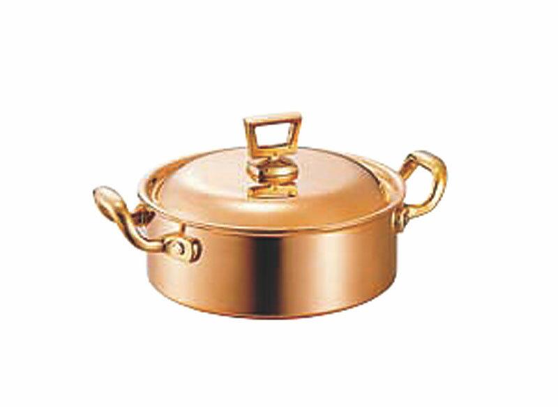 鍋, 両手鍋  ( ) 21cm ( 2.7L )