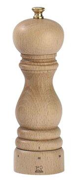 フランス製 塩 胡椒 保存容器 プジョー社製  (白木) ソルトミル 18cm プロ仕様 業務用 可