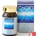 【あす楽対応】 発酵コエンザイムQ10EX 120粒 2個 COQ10 EX 1