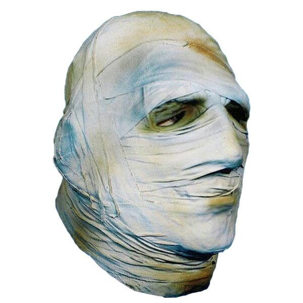 ミイラ マスク【ラバーマスク かぶりもの ホラー マスク グッズ 怖い 恐怖 仮装 変装 被り物 絶叫】マジックナイト OS54314画像