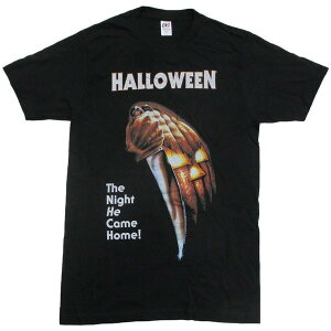 輸入版HALLOWEEN 3 Tシャツ This is Halloween【映画 ハロウィン ハロウィン3 パンプキン ホラー】ネコポス発送可 マジックナイト HAL509