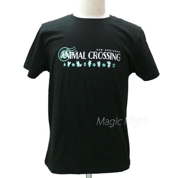 トップス, Tシャツ・カットソー T ANIMAL CROSSING T S M L LL AD3136BK