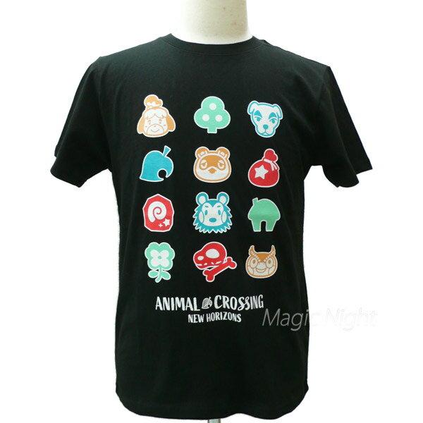 トップス, Tシャツ・カットソー T ANIMAL CROSSING T S M L LL AD3137BK