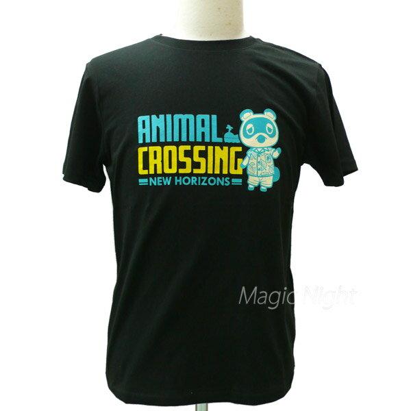 トップス, Tシャツ・カットソー T ANIMAL CROSSING T S M L LL AD3138BK