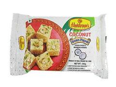 〈インド食材・インディアンベジタリアン〉Haldiram's(ハルディラム) COCONUT Soan Papdi ココ...
