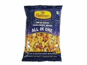 〈インド食材・インディアンベジタリアン〉Haldiram's(ハルディラム) ALL IN ONE オールインワ...