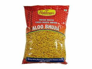Haldiram's(ハルディラム) ALOO BHUJIA (アローブジア) 150g