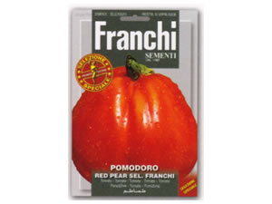 Franchi社 イタリアントマト・レッドペアーPOMODORO RED PEAR SEL. FRANCHI [106/107]