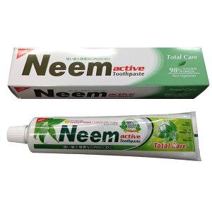 ニーム歯磨き粉