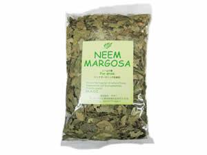 インドで「ミラクルニーム」と呼ばれる「ニーム」のお茶です。ニームティー/ニーム茶/ニームの...