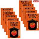 【10個セット】にしきや トマトビーフカレー 180g×10個セット NISHIKIYA KITCHEN【宅配便】