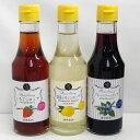 信州自然王国 無添加かき氷シロップ いちご/レモン/ブルーベリー の3種類セット【送料無料】
