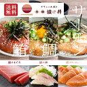 海鮮丼 3袋2セット 6人前 鮪漬け 鯛漬け サーモン漬け