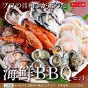 海鮮 バーベキュー セット 家キャン 赤海老 殻付き 牡蠣 ...
