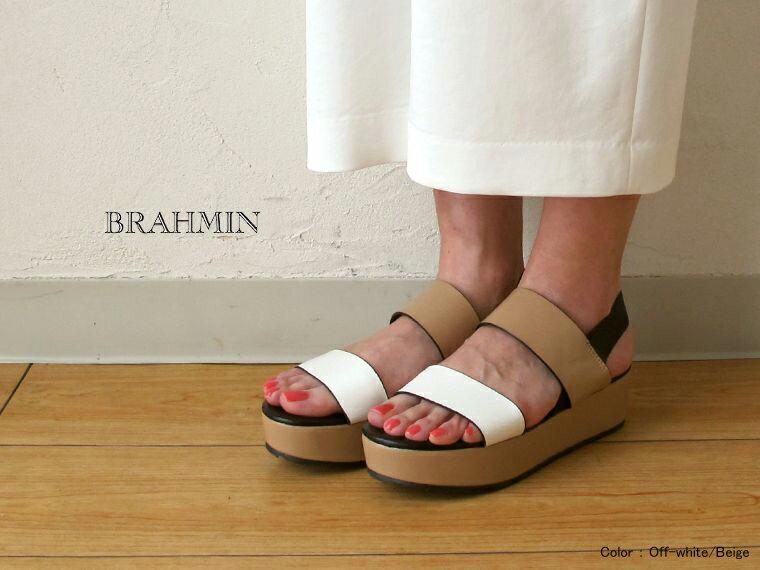 Brahmin (ブラーミン) バイカラーサンダル
