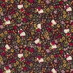 ハローキティ×リバティアートファブリック<Strawberry Field>(ストロベリーフィールド)DC27771-J13DT