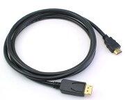 DisplayPort ケーブル モニター