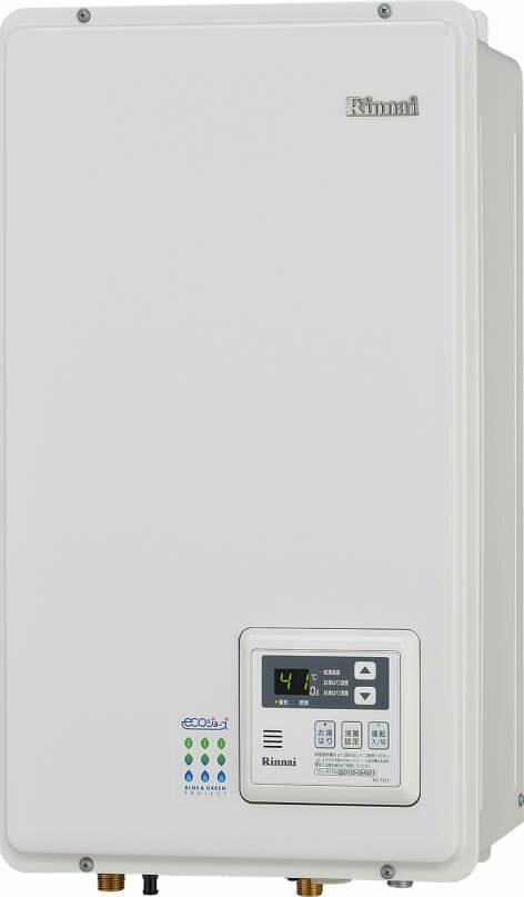 【最安値挑戦中!最大25倍】ガス給湯器 リンナイ RUX-E1600FFB 給湯専用タイプ ユッコ 16号 FF方式・屋内壁掛型 20A [≦]