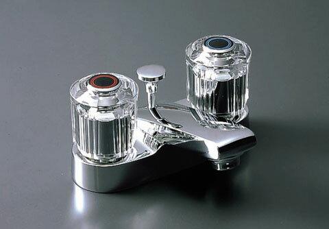 水栓金具 INAX LF-280A-GS 洗面器・手洗器用 2ハンドル混合 EC・セ...