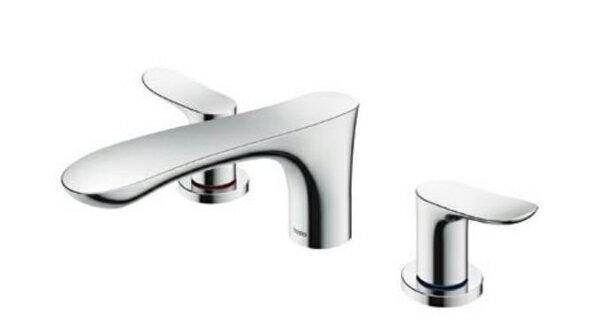 【全品ポイント最大26倍】TOTO 浴室用水栓 TBG01201J 台付2ハンドル混合水栓[■]:まいどDIY