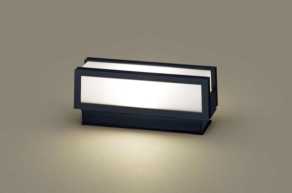 最大43.5倍お買い物マラソン パナソニックLGW56009BF門柱灯据置取付型LED(電球色)防雨型白熱電球40形1灯器具相