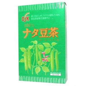 【OSK】 100% ナタ豆茶 5g×32袋 (ティーバッグ)お取り寄せ※発送まで3〜4日お時間を頂いております。