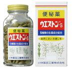 【第(2)類医薬品】【小林薬品工業】ウエストン・S 165錠