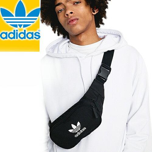 男女兼用バッグ, ボディバッグ・ウエストポーチ  adidas Originals ESSENTIAL CROSS BODY BAG DV2400