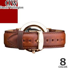 ダニエルウェリントンベルト36ローズゴールド18mmDanielWellington時計腕時計レディースメンズ