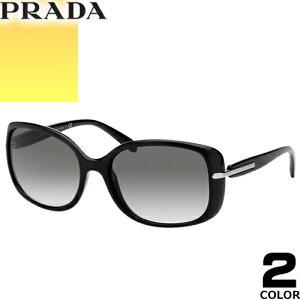 82ef0c91c4fe プラダ PRADA サングラス レディース メンズ ブランド UVカット 薄い 色 紫外線対策 スクエア 08OS 2AU6S1 1AB0A7