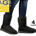 UGG アグ ムートンブーツ クラシック ショート ブーツ ...