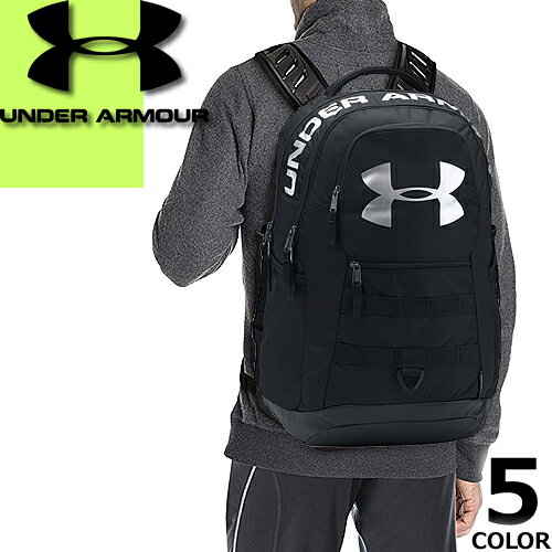 b88c1d517d06 アンダーアーマー リュックサック UNDER ARMOUR HUSTLE BACKPACK LDWR スポーツバッグ バックパック