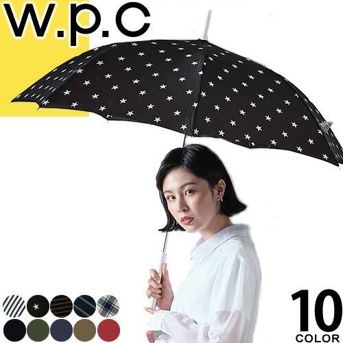 傘, 晴雨兼用傘 wpc w.p.c 2021 UV 60cm UNNURELLA LONG 60 UN-01