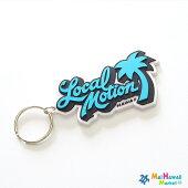 【限定】LocalMotionキーホルダー【ハワイアン雑貨】