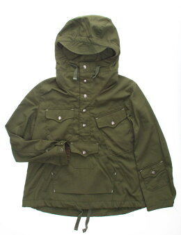 Engineered Garments Anorak Army Cloth T-155: Olive