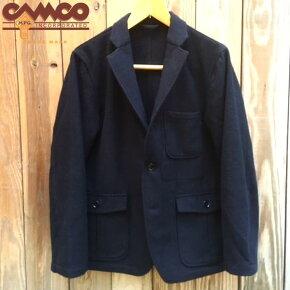 送料無料CAMCO【カムコ】3Bウールテーラードジャケットメンズ(男性用)【smtb-m】