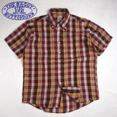 Baggy Madras Buttondown Shirt