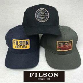 アメリカ製送料無料FILSON【フィルソン】LoggerCapロガーキャップUSA6パネル帽子メンズ(男性用)【smtb-m】