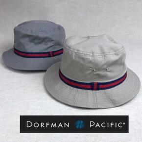 2点購入で送料無料DORFMANPACIFICCOMPANY【ドーフマンパシフィックカンパニー】830Dアイビーリボンハット帽子メンズ(男性用)