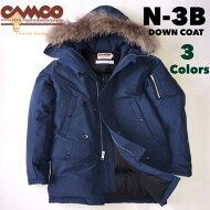 送料無料CAMCO【カムコ】N3-Bジャケットメンズ(男性用)【smtb-m】【ご予約品:2018年9月下旬〜10月下旬ごろお届け】