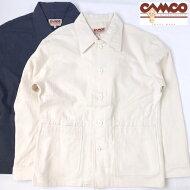 送料無料CAMCO【カムコ】COVERALLコットンワークジャケットカバーオールメンズ(男性用)【smtb-m】