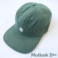 送料無料MOLLUSK【モラスク】PATCHHATコットンキャップ帽子メンズ(男性用)【smtb-m】